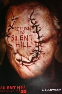 Silent Hill: Revelation 3D: Big fan of the first.  Will the second be as good?