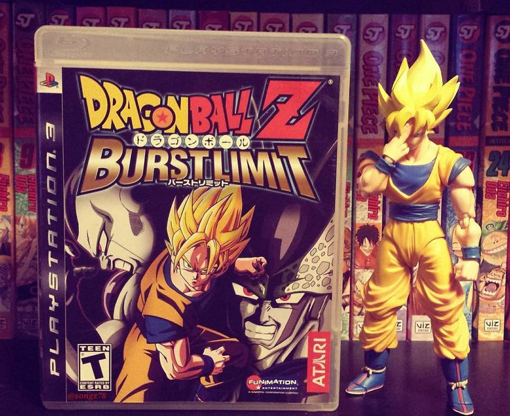 Funimation Games For Ps3 : Best ideas about dbz games on pinterest videos