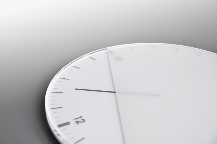 Relax Clock by StudioDWAS #studiodwas #designwithastory #relax #clock #productdesign #pure #white #detail