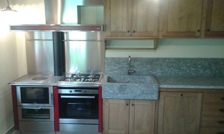 Pertinger integrata in mobili da cucina