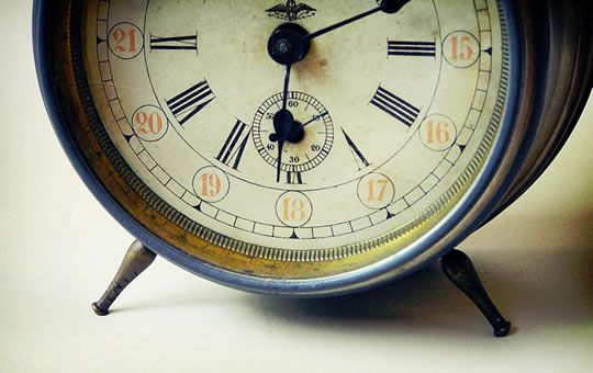 10 Ways Our Minds Warp Time (interesting read)