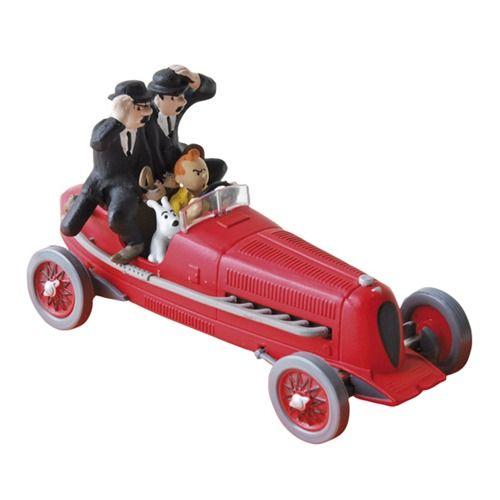 29002 / 2118002 - Le bolide rouge / de rode racewagen - De sigaren van de Farao