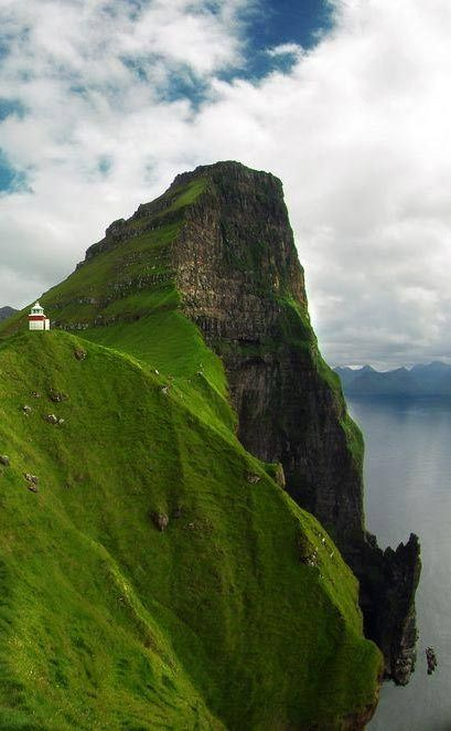 Faroe Islands in Denmark are among the top 10 Pinned places since the start of 2016, is a great place to see the Northern Lights.