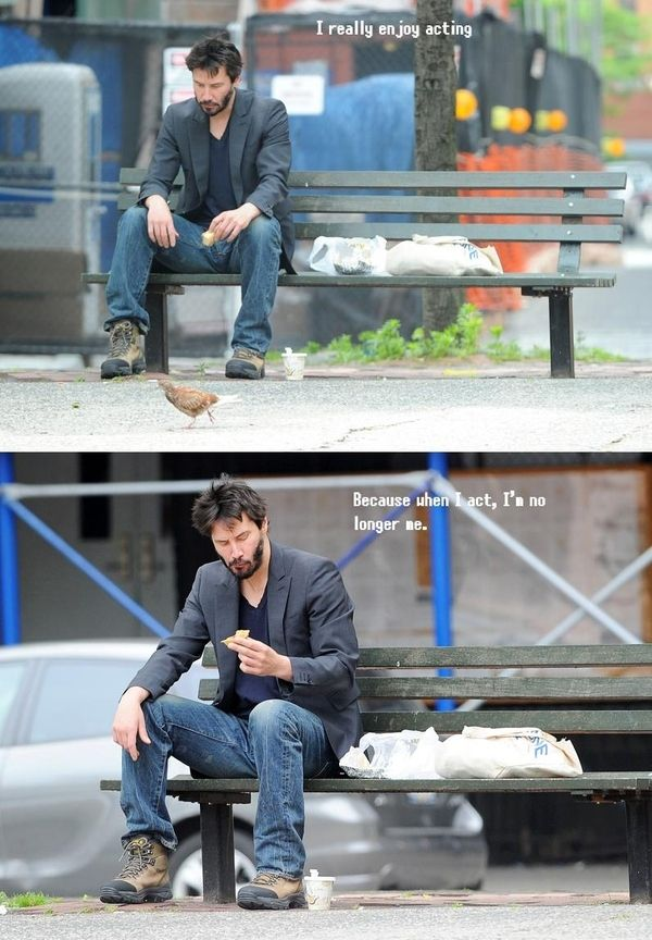 10 Best Sad Keanu Images