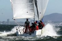 Teamtraining on Pacer27