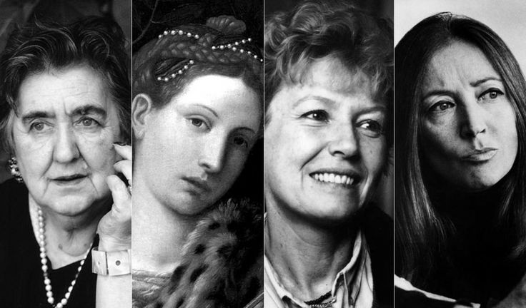 Famous Italians ~ Top 10 great Italian women in literature