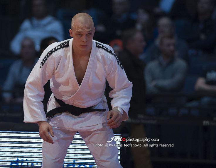 100- Henk Grol (NED) - Grand Prix Düsseldorf (2016, GER) - © Boris Teofanovic