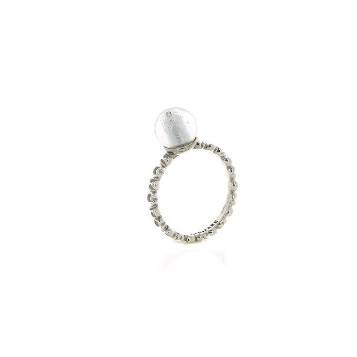 » Кольцо «Подснежник»
