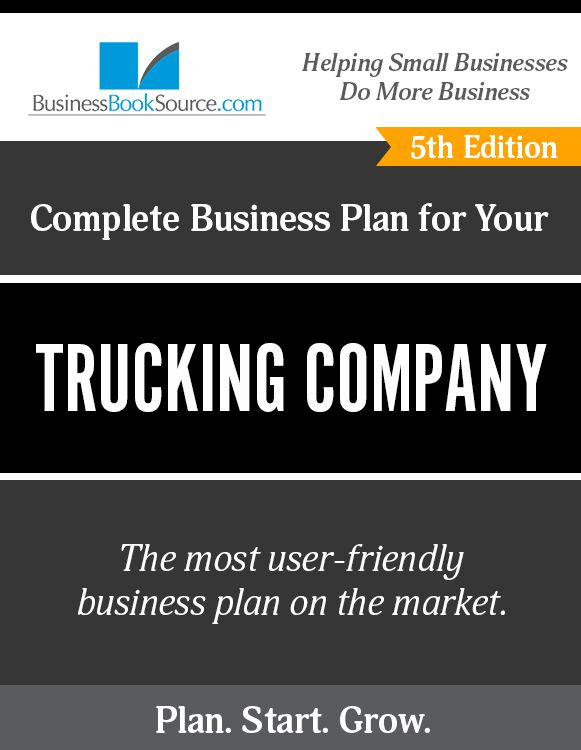 How To Write A Business Plan For A Trucking Company Writing A Business Plan Daycare Business Plan How To Plan
