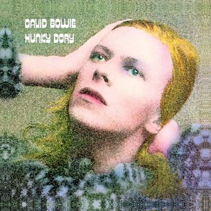 "Hunky Dory, David Bowie - Bowie, then twenty-four, arrived at the Hunky Dory cover shoot with a Marlene Dietrich photo book: a perfect metaphor for this album's visionary blend of gay camp, flashy rock guitar and saloon-piano balladry. Bowie marked the polar ends of his artistic ambitions in tribute songs to Bob Dylan and Andy Warhol; in songs such as ""Oh! You Pretty Things"" and ""Changes,"" he shows that he is already his own man, with a new sound that seems just as modern today as it was…"