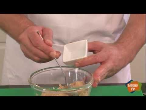 BIZCOCHO SUPER FÁCIL EN 5 MINUTOS - Video receta - A gusto con la vida es comer bien