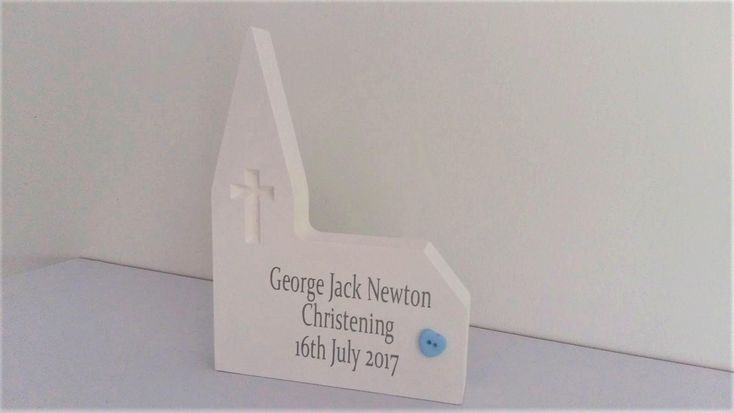 Personalised Christening gift from godparents, Christening gift boy, Christening gift girl, Unique Christening gift from parents, by MadeWithLogueyLove on Etsy