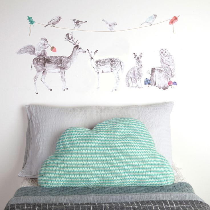 92 best Chambre Scandinave / Scandinavian room images on Pinterest ...