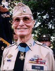 Desmond T. Doss, 87, Heroic War Objector, Dies - New York Times