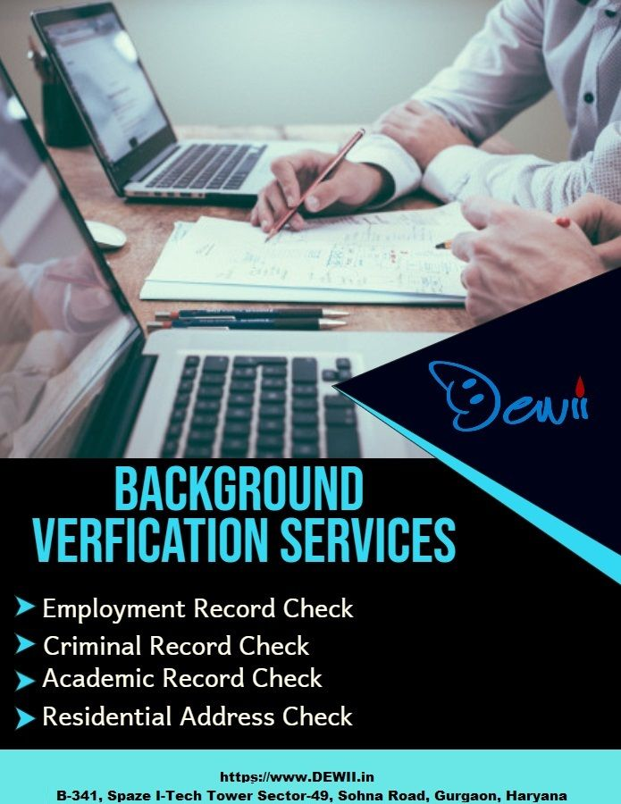 Employee Background Verification We Help You To Hire The Right