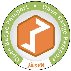 Open Badge Passport - Jäsen