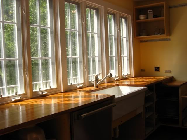 Counter Height Windows Love Them? Hate Them?   Kitchens Forum   GardenWeb |  Counter Window | Pinterest | Window, Kitchens And Wooden Countertops