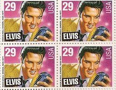 The most collected and possibly most controversial postage stamp ever issued by the US Postal Service is its Elvis Presley stamp.    The USPS printed...