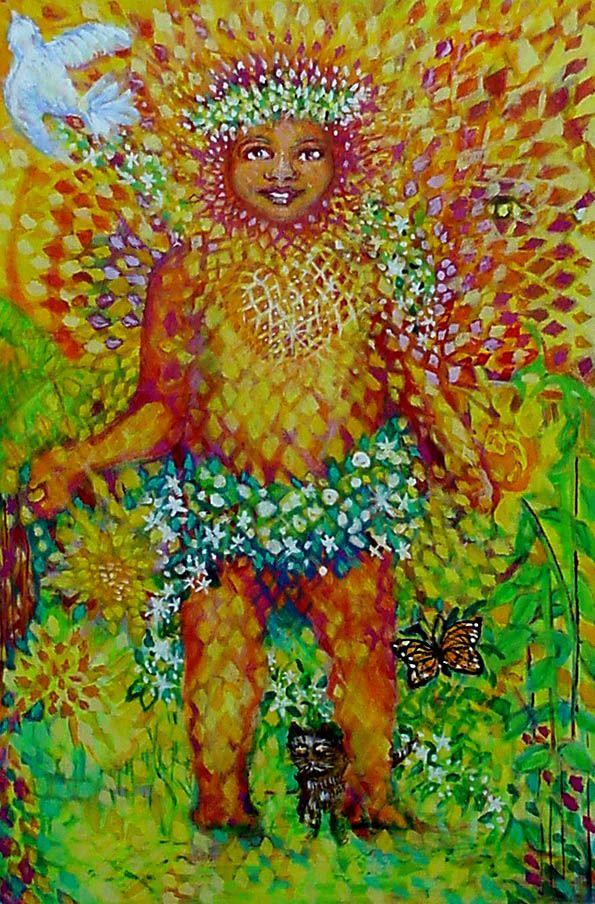 Garden of the Son Creators Path Tarot Anna Mills Raimondi