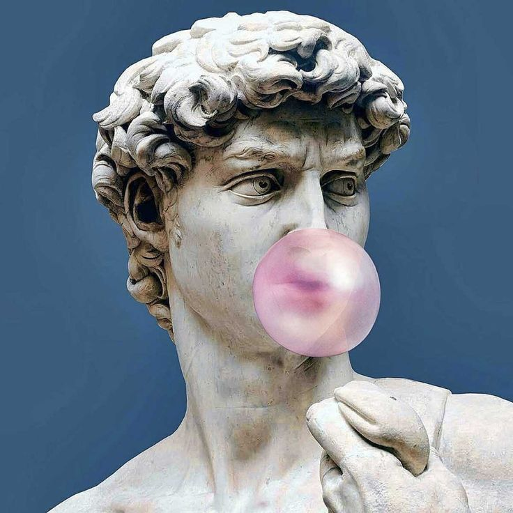 <p>Few years ago, we have presented you Romanian artist Dan Cretu and his edible everyday objects. Increasing his notoriety through Instagram, these photomontages takes pleasure to twist ancient statu