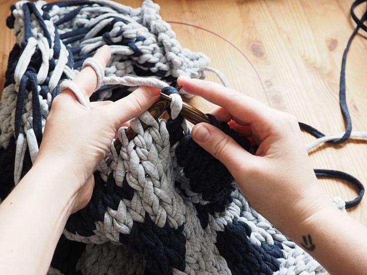 44 besten teppich häkeln Bilder auf Pinterest | Teppiche, Teppich ...