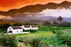 Jan Harmsgat Country House, Klein Karoo, South Africa