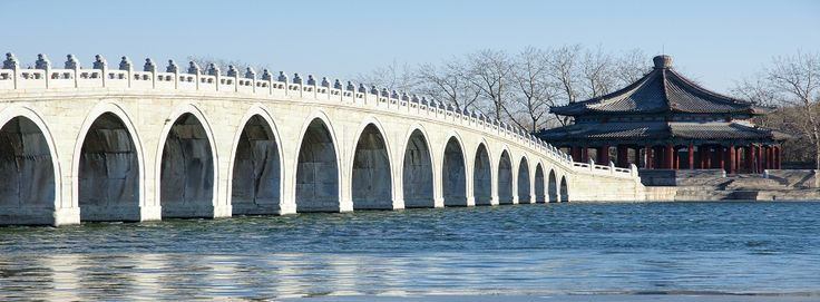 summer palace beijing bridge - Google Search