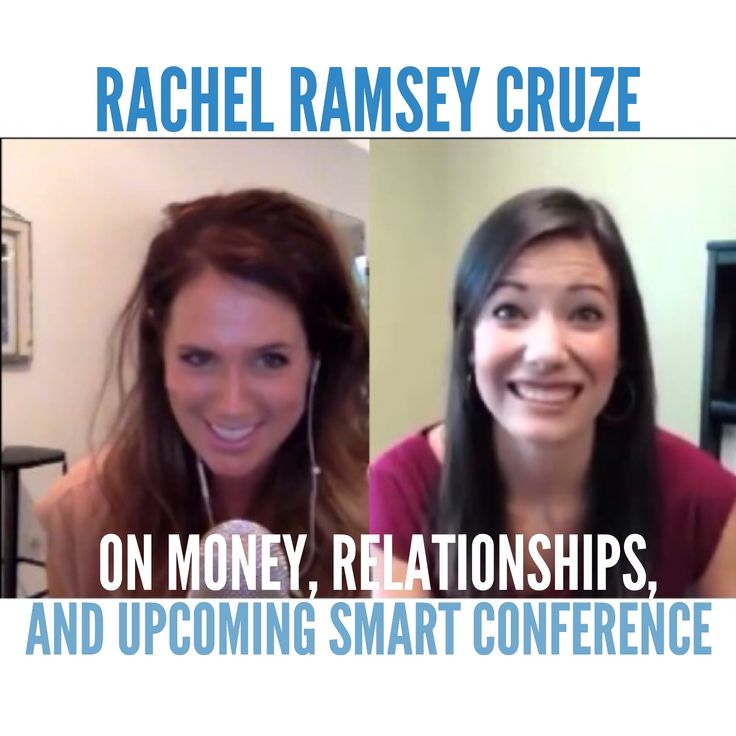 Rachel Cruze on being wise with your money and wise about money. (Read: Competition) || #interview