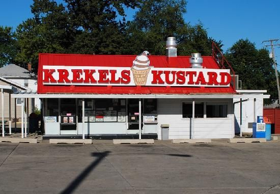 Decatur Illinois | Krekel's, Decatur - Restaurant Reviews - TripAdvisor When I go back to Decatur, I always order the cheeseburger and a lemon ice cream cone with red sprinkles!  Delicious!!  Takes me back 30 years.
