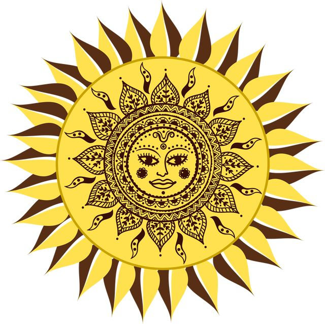 Celebrate The Summer Solstice With Great Information and Clip Art: Celebrate The 2015 Summer Solstice