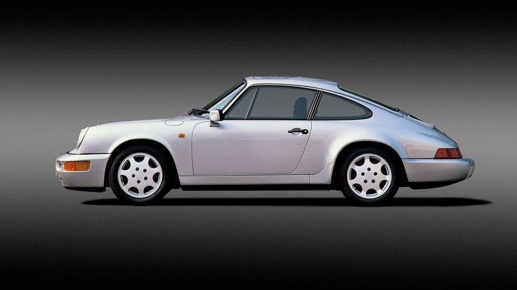#Porsche911 Carrera 4 3,6 Cupé de 1989.