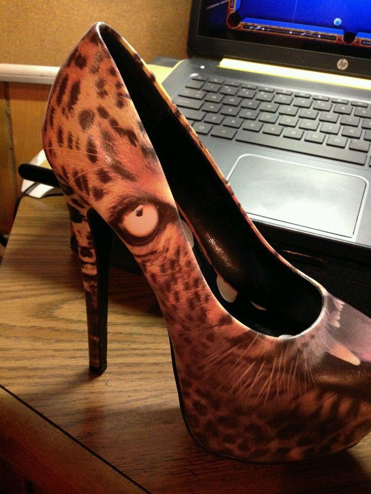 Iron Fist Heels | eBay
