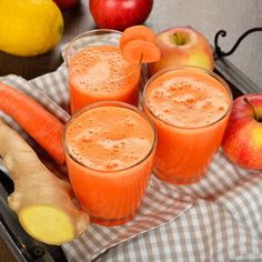 How to Make a Simple Miracle Drink w/ Carrots Health Benefits?