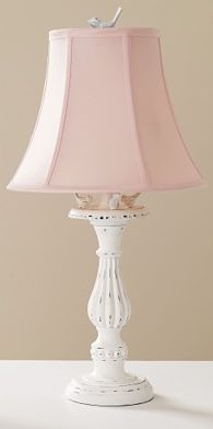 Girl Nursery Lamp - Land of Nod