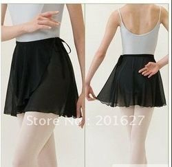 Ballet Wrap Skirt Pattern | ... ballet&dance chiffon wrap skirts from Reliable tutu skirt suppliers on