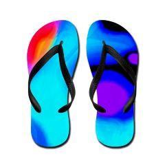 Wings Flip Flops
