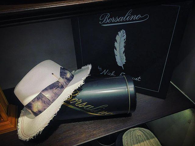 帽子 ca4la nickfouquet ボルサリーノ メンズファッション カシラ panamahat ニックフーケ borsalino パナマハット mensfashion ハット borsalinobynickfouquet hat - Instagram(インスタグラム)の画像・動画