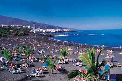 Tenerife is an island you will enjoy: hours of sunlight all year round illuminate everything they touch, 400 km of coastline full of postcard-like beaches ideal to rejuvenate and enjoy the sea; 43 natural areas covering half of the territory. #Tenerife www.sandos.com
