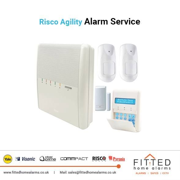 Risco Agility Alarm Service Phone: 0800 193 8727, 020 3137 8727  Mail: sales@fittedhomealarms.co.uk If you have a Risco Agility series Wireless Burglar Alarm and you are looking for a Risco Professional Engineer to service, maintain or repair your alarm, look no further. Our Risco specialist wireless alarm engineers can fully service, test and maintain your alarm system for you. Visit our website for more information: http://www.fittedhomealarms.co.uk/
