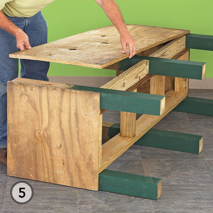 25 best ideas about large planter boxes on pinterest large garden planters diy wooden - Deck rail planters lowes ...