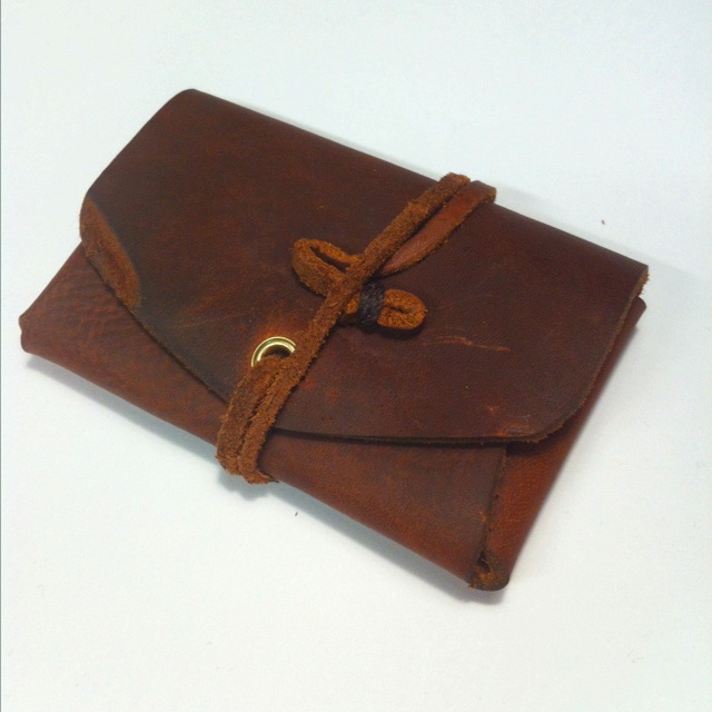 Envelope wallet, closed
