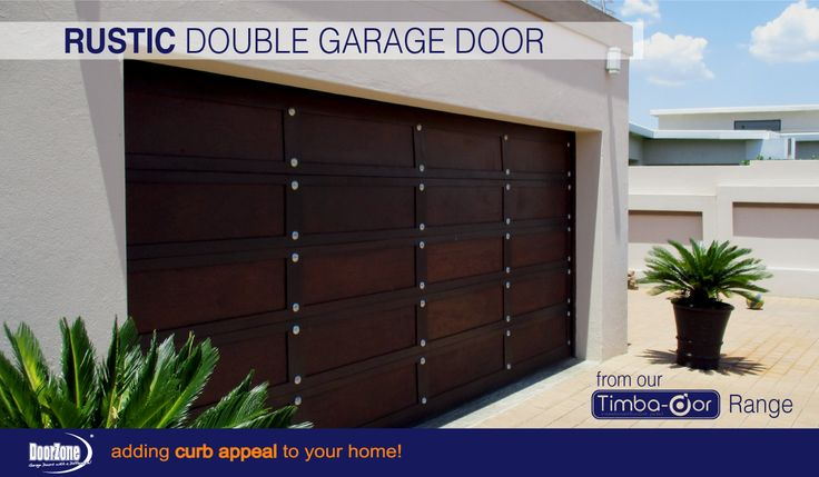 Way back in 2004, DoorZone decided to change the designs of garage doors in South Africa. Gone were the days of your traditional Raised & Fielded panel Style and Horizontal Style Garage Doors. We introduced the legendary Rustic sectional Garage Door. No one thought it would become a much wanted and loved garage door, but here we are 12 years later and the Rustic and Gothic Garage Door range can now be seen in practically every suburb in South Africa. www.doorzonesa.com