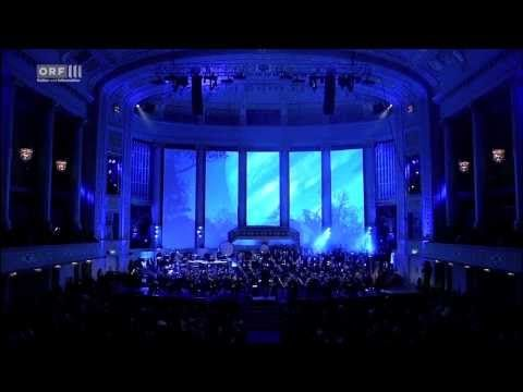 El compositor JAMES HORNER estaba presente durante esta interpretación de la suite de su bso de AVATAR por la Orquesta Radio Sinfónica de Viena ORF (Hollywood in Vienna 2013)
