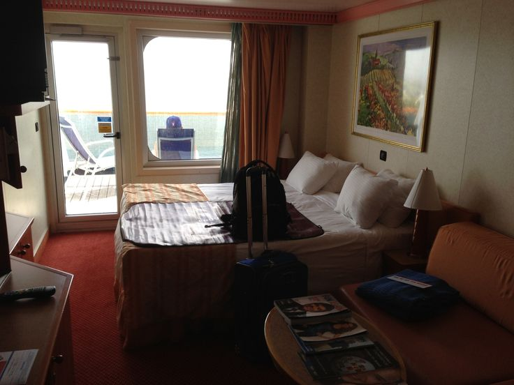 Balcony room on the carnival valor carnival cruise for Balcony on carnival cruise