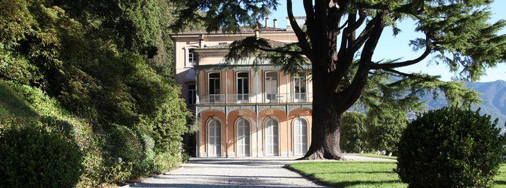 Villa Pizzo, Lake Como