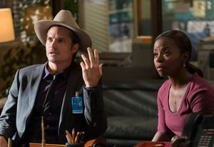 On the Set: Timothy Olyphant Talks Justified Season 4 - Today's News: Our Take | TVGuide.com