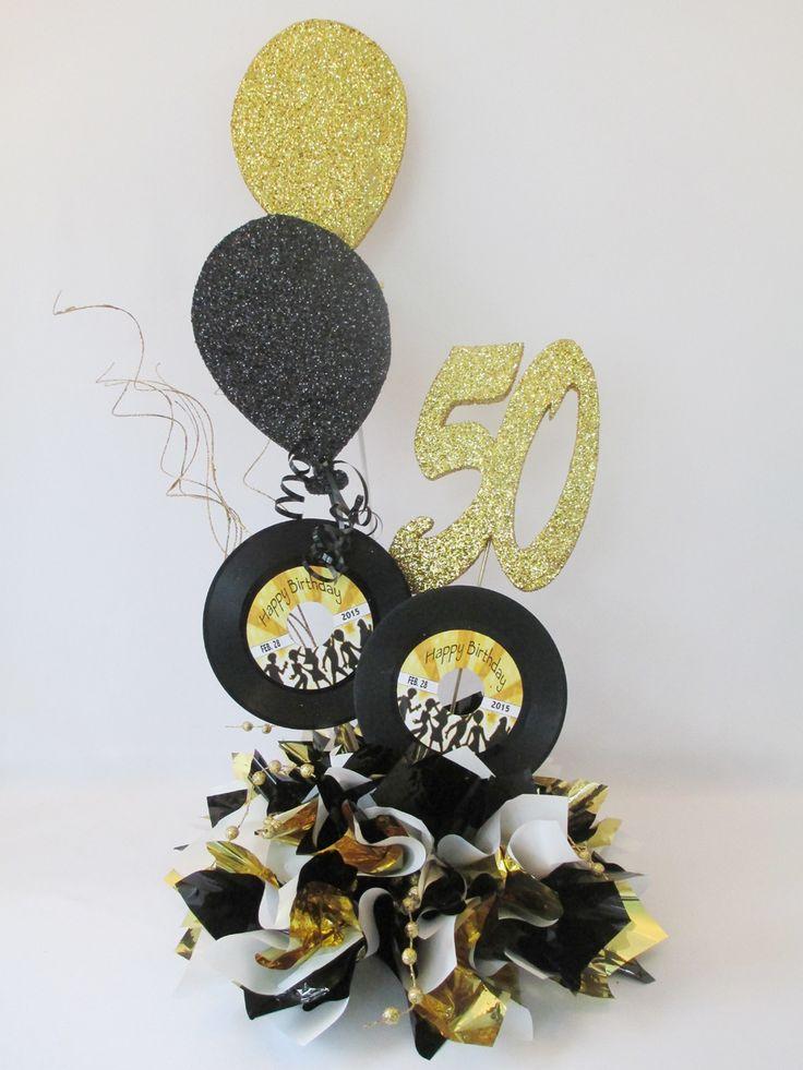 motown-records-50-balloons-centerpiece
