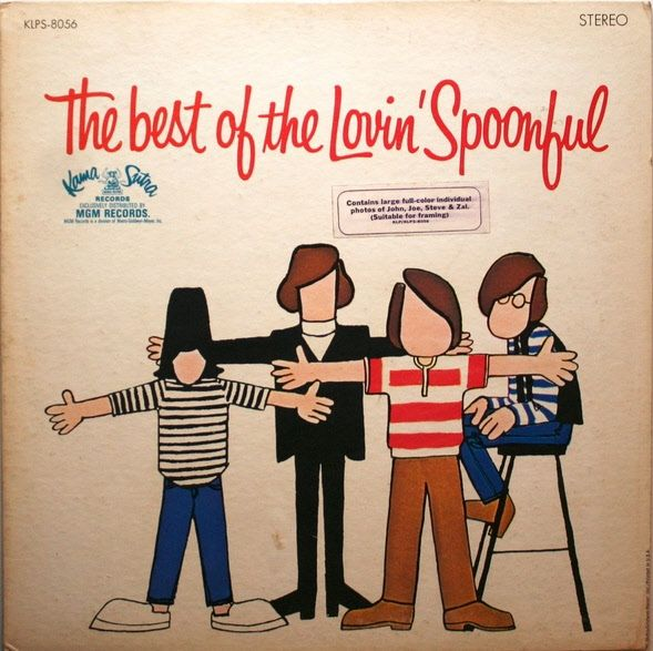 The Lovin' Spoonful - The Best Of The Lovin' Spoonful (Vinyl, LP) at Discogs 1967/compilation/gatefold/individual photos of band members