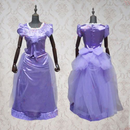 980fa905fab75 The Nutcracker and the Four Realms 2018 Clara Cosplay Costume ...