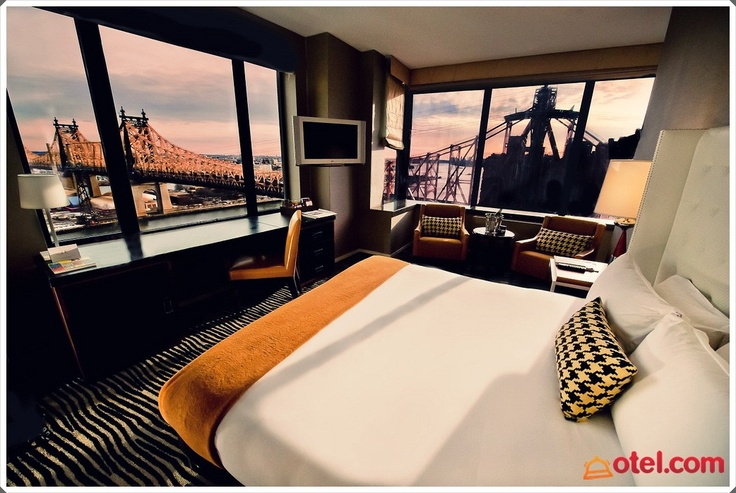 The Pod Hotel New York is on East 51st Street, just four blocks east of Fifth Avenue and Rockefeller Center.